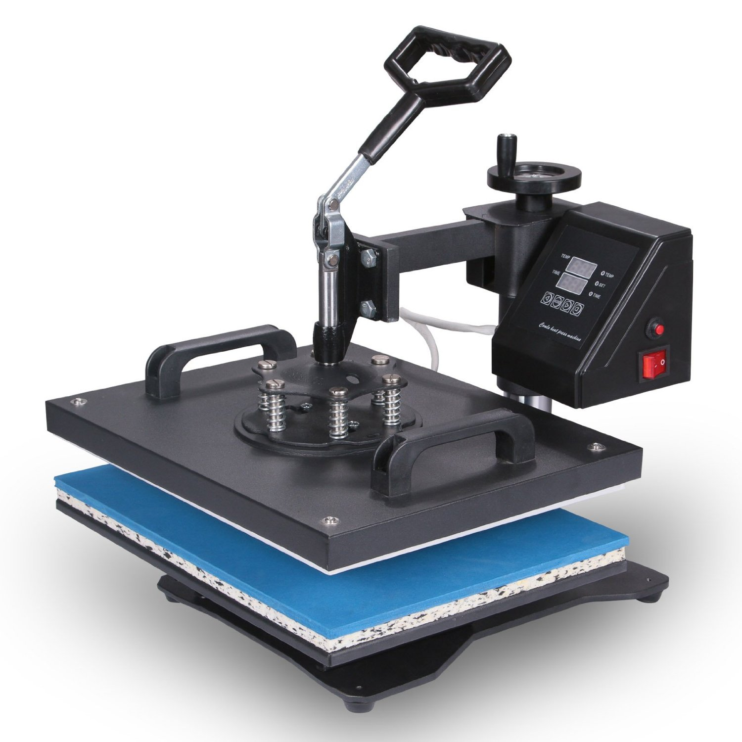 mophorn 5 in 1 heat press review