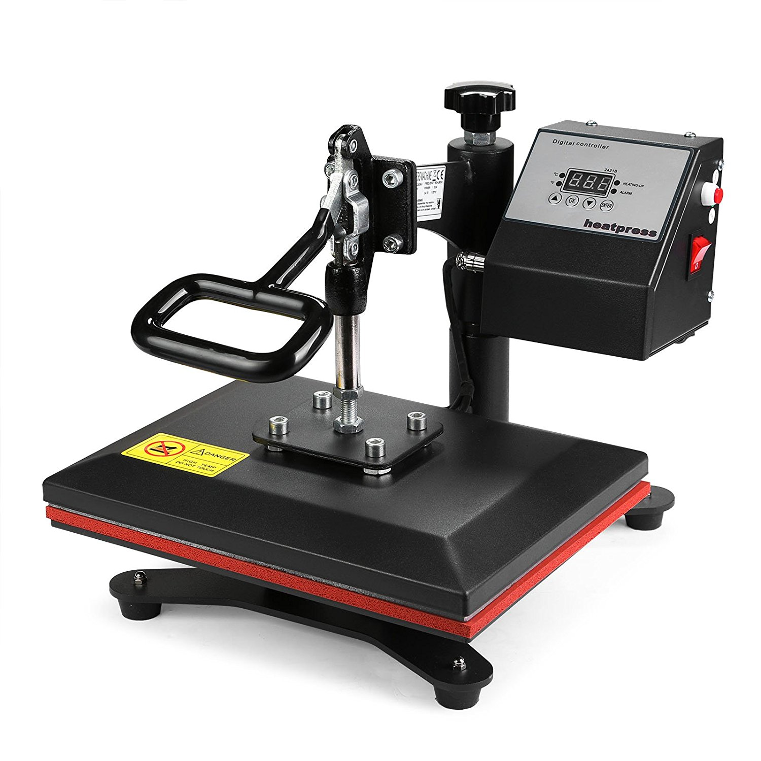 Bestequip Swing Away Heat Press Review Updated 2018
