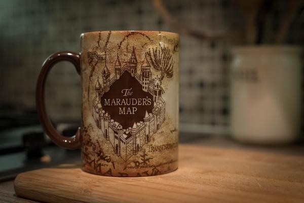 mug with prints